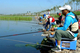 钓鱼的益出